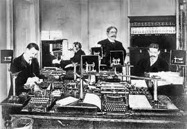 telegraph office 1903
