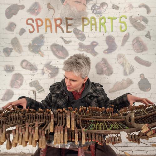 SPARE PARTS John Davis Cover 5 13 13 flatten