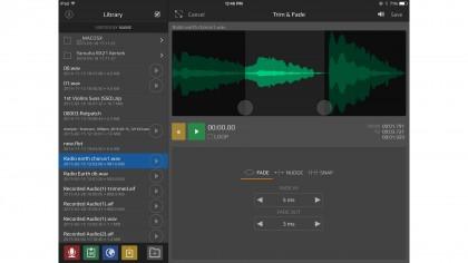 audioshare display