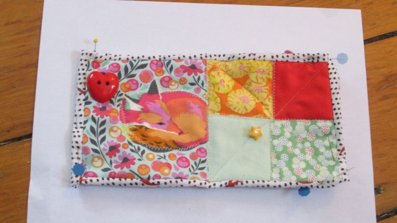 mouse quilt snap
