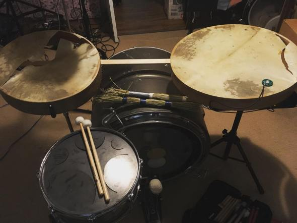 Morfbeats snare