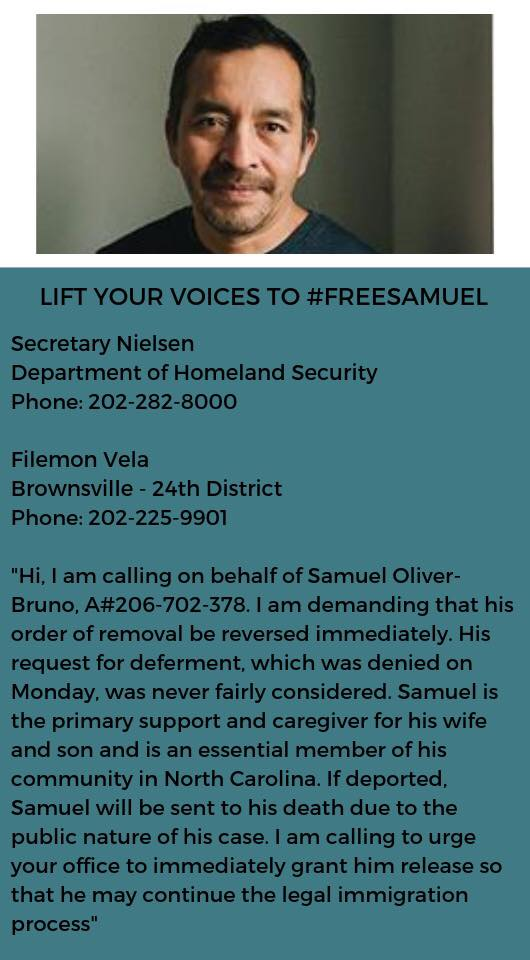 #freesamuel